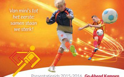 Presentatiegids Go-Ahead Kampen 2015/2016