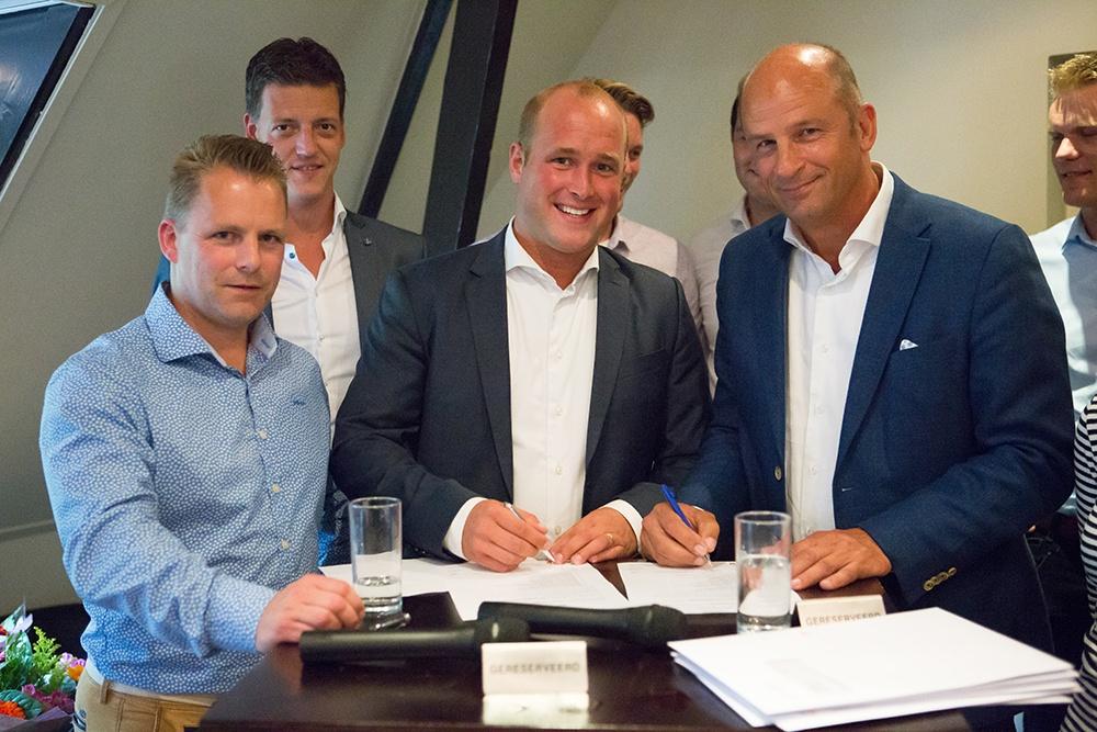 BC IJsseldelta presenteert nieuwe topsonsor: BJG Groep