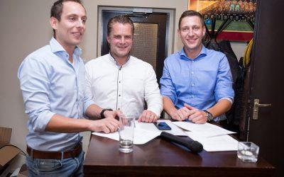 WEEVER nieuwe hoofdsponsor jeugd Go-Ahead Kampen