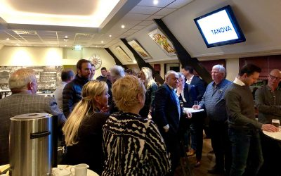 Businessclub IJsseldelta start 2019 met presentatie nieuwe sponsoren