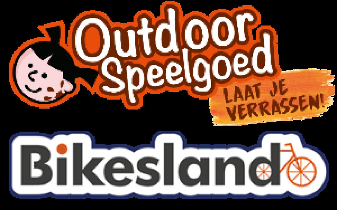 Outdoorspeelgoed / Bikesland